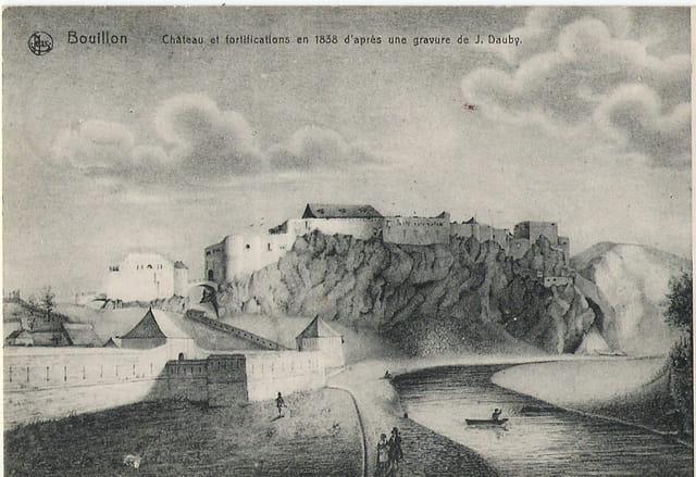 Bouillon en 1838