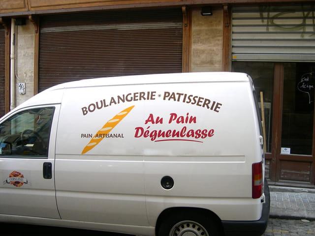 Boulangerie....