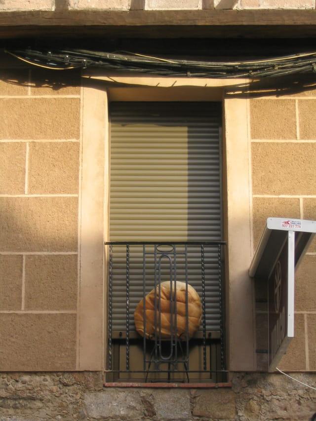 Boulangerie en la vera