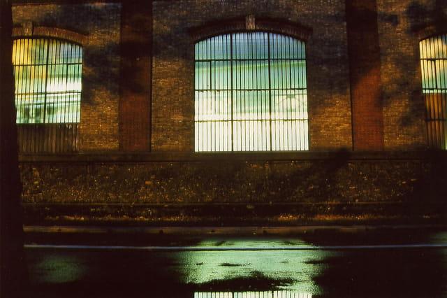 Boulogne, fenêtres d�usine