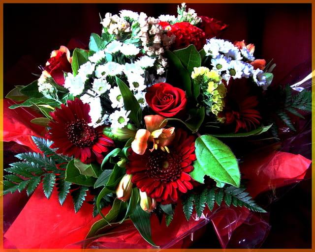 Bouquet de Marie T H