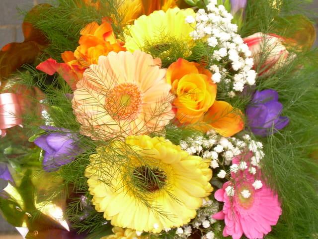 Bouquet final, bouquet inaugural