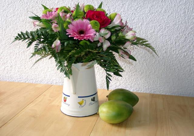 Bouquet st-valentin