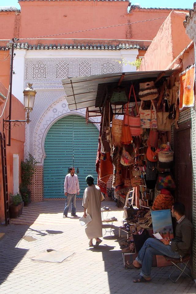 Boutique de souk