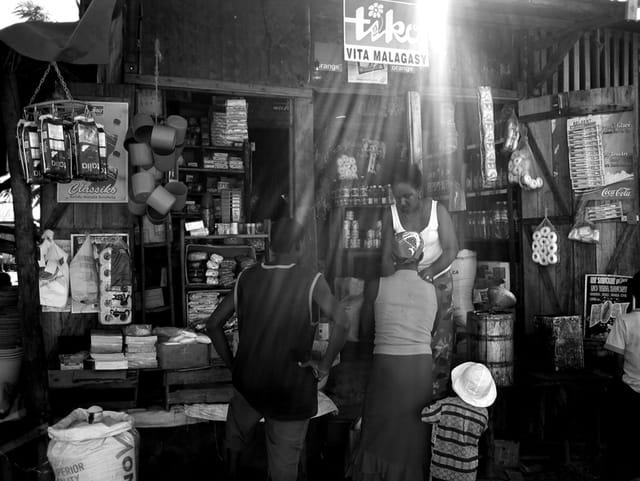 Boutique malgache