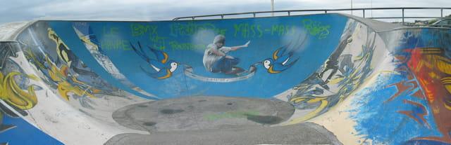 Bowl Skate Parc Le Havre