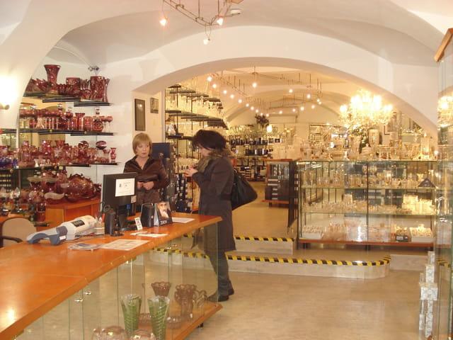 Bratislava - un beau magasin