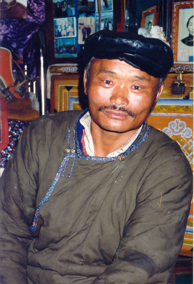 Brave mongol