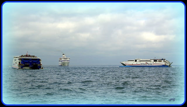 brittany ferries et Co