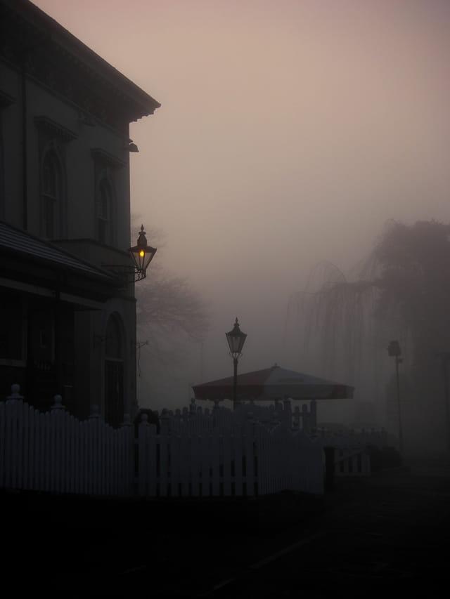 British fog