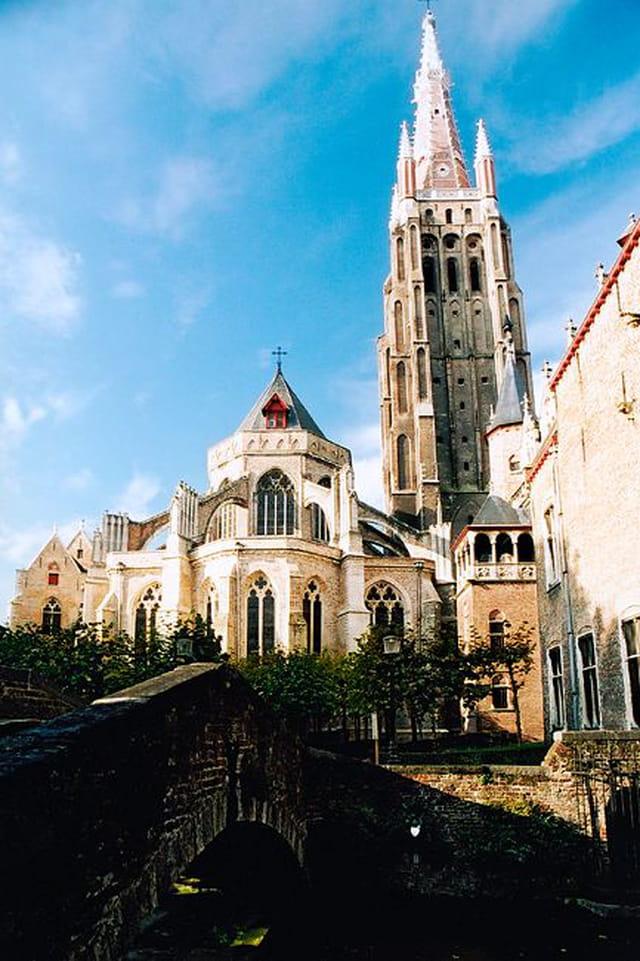 Bruges, église notre-dame