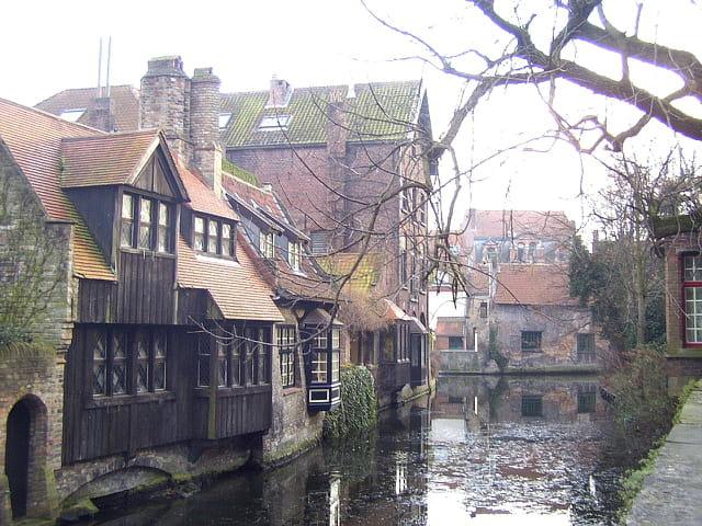 Bruges en couleur
