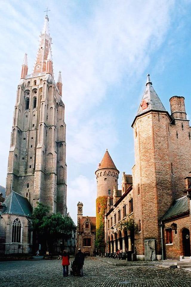 Bruges, notre-dame et gruuthuse mus