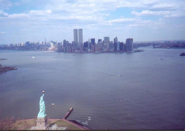 Brume sur Manhattan