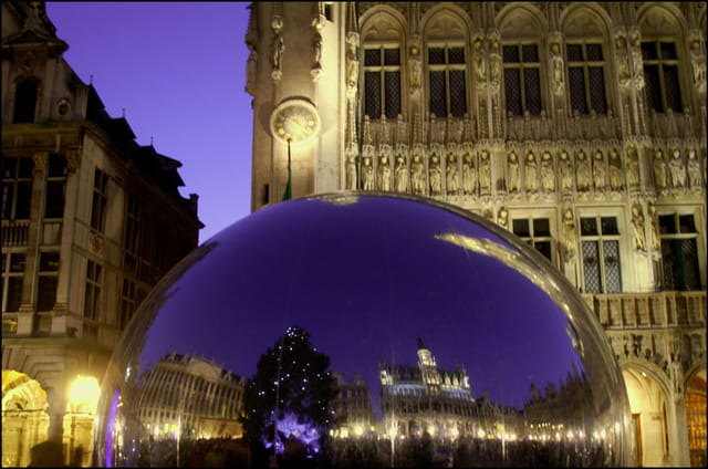 Bruxelles by night