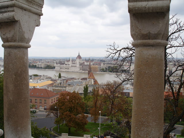 Automne sur le Danube