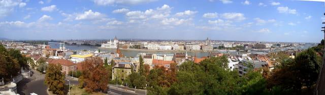 Budapest - Danube bleu