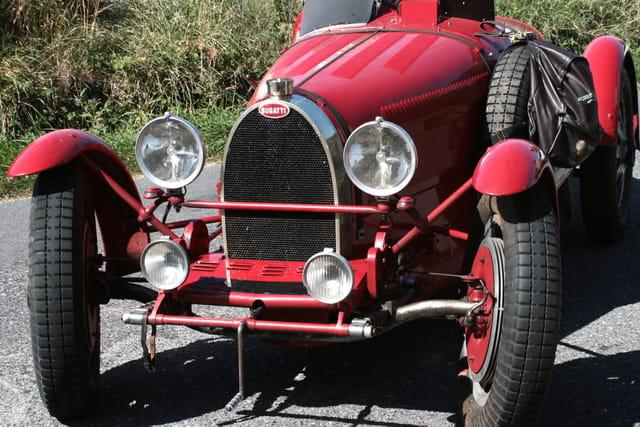 Bugatti des années 20