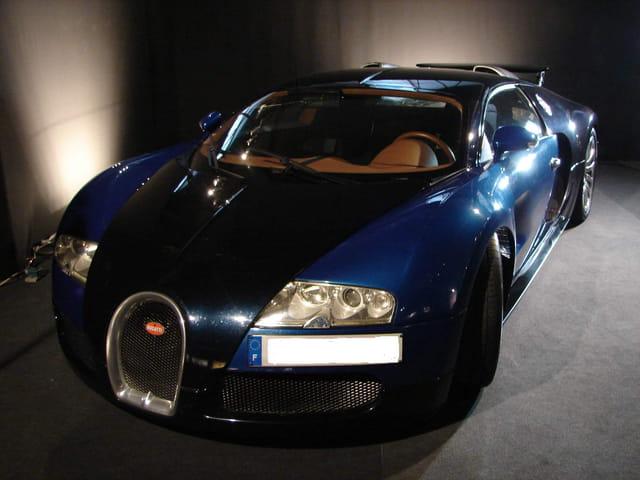 Bugatti,le mythe réssuscité