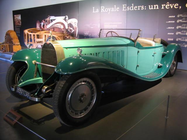 Bugatti type 41 Royale Esder 1930