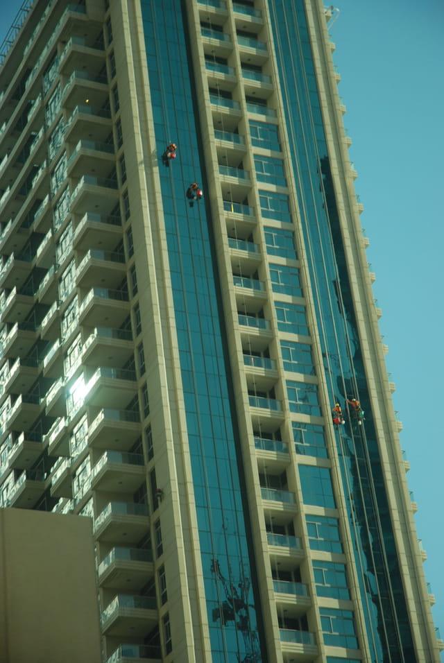 buildings de Dubaï