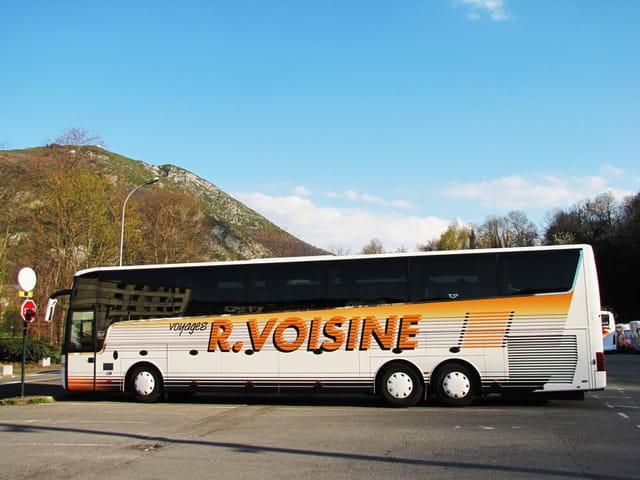 Bus d'Europe.