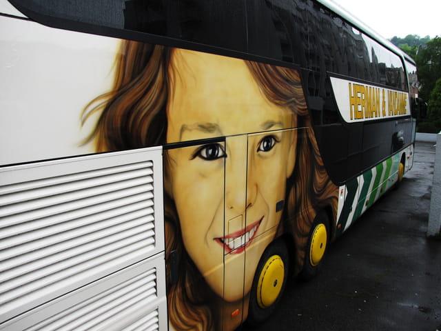 Bus d'Europe - LOURDES.