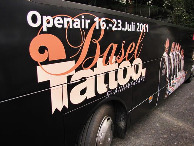 Bus d'Europe - Lourdes