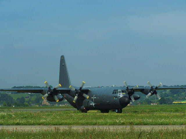 C 130 Hercules - French Air Force.