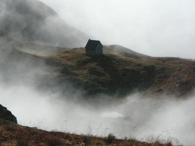 Cabane dans les nuages