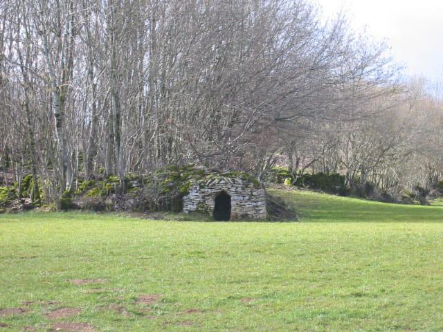 Cabane pierres sèches