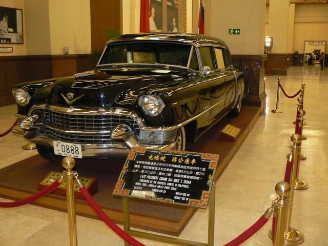 Cadillac modèle 1955