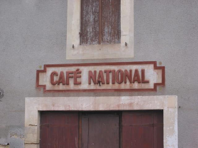 Café national