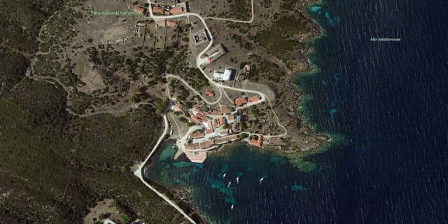 Cala d'Oliva - Asinara