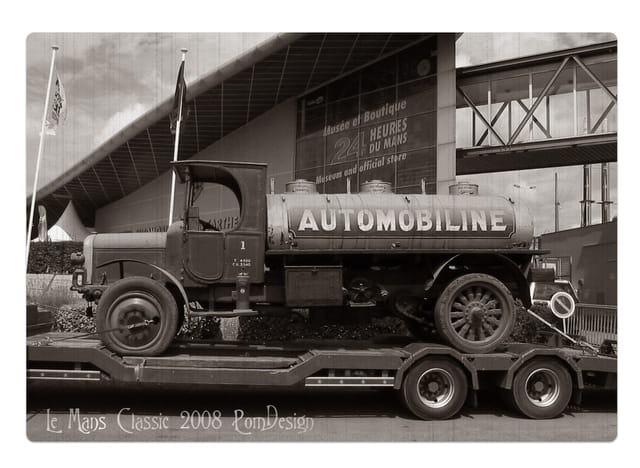 Camion ancien