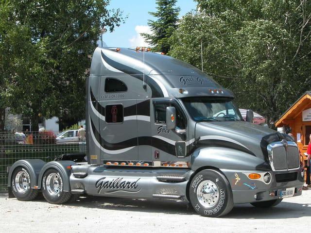 Camion de rêve 3
