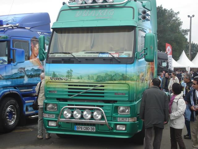 Camion decore 14