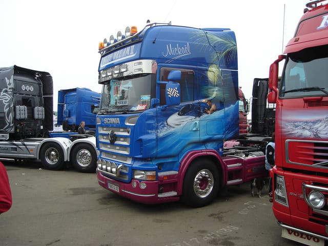 Camion decore 15