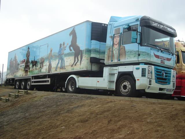 Camion decore 2