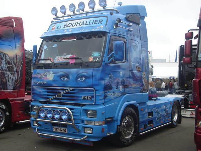 Camion decore 30