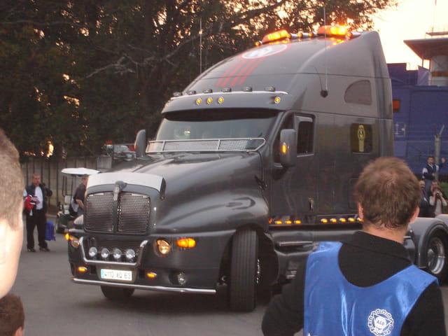 Camion décoré 9