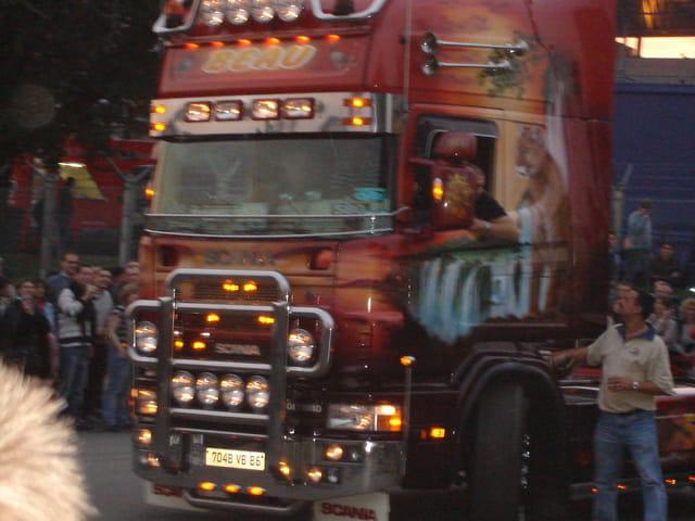 Camions decores 12