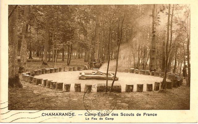 Camp-école des Scouts de France