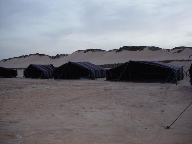 Campement saharien ennajaa