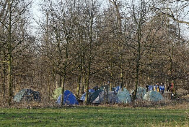 Camps de SDF