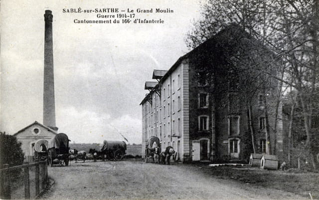 Camps militaire 1914