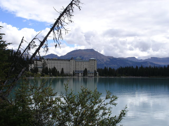 Canada ch�teau lac Louise