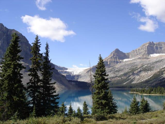 Canada lac bow