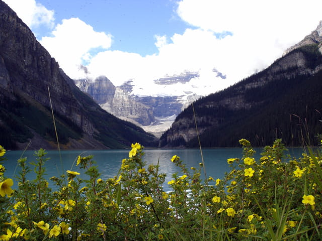 Canada lac Louise