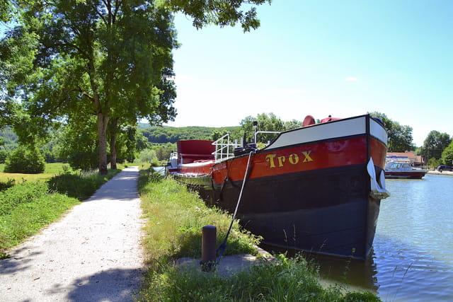 Canal de Bourgogne - Pont d'Ouche